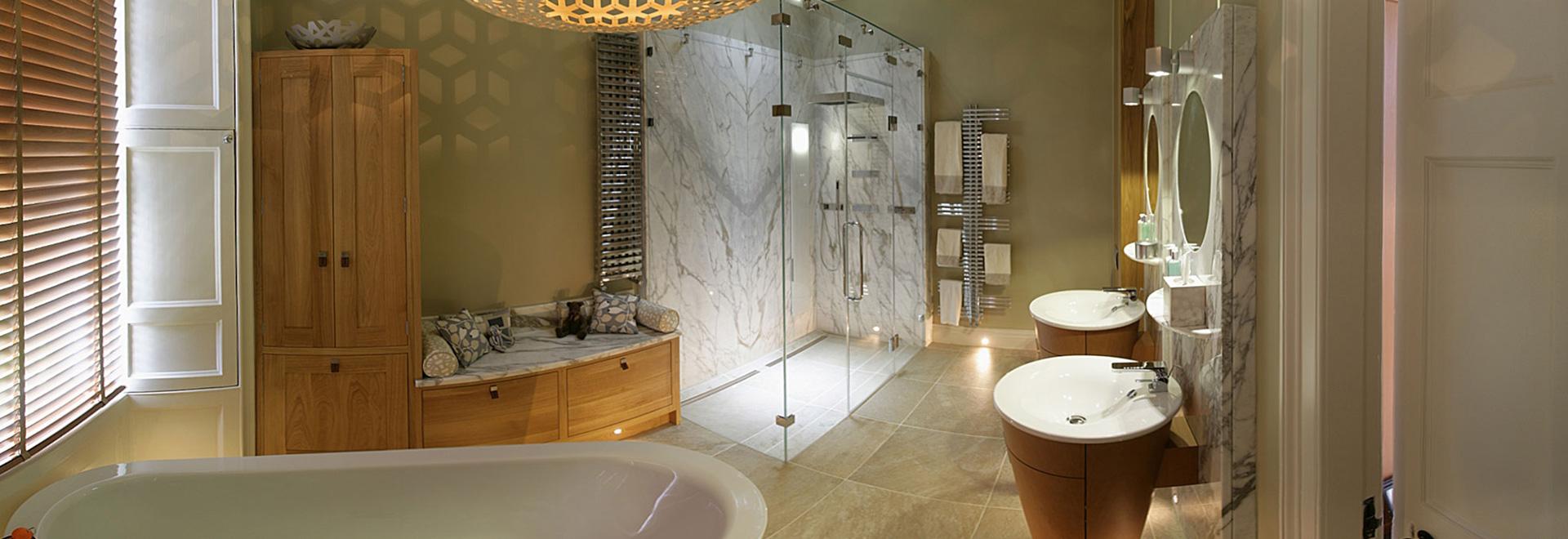 Ales Marble Banyo , Lavabo Uygulaması